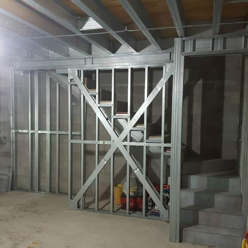 Comprar Parede Drywall Externa Guapimirim - Parede em Drywall