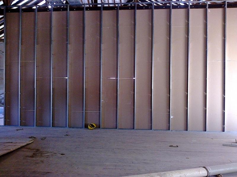 Comprar Parede em Drywall Niterói - Parede Drywall área Externa