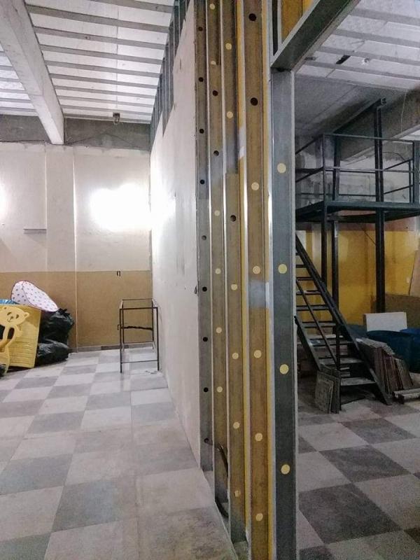 Divisória de Drywall com Porta Orçamento Parada Modelo - Divisória Drywall Acústica