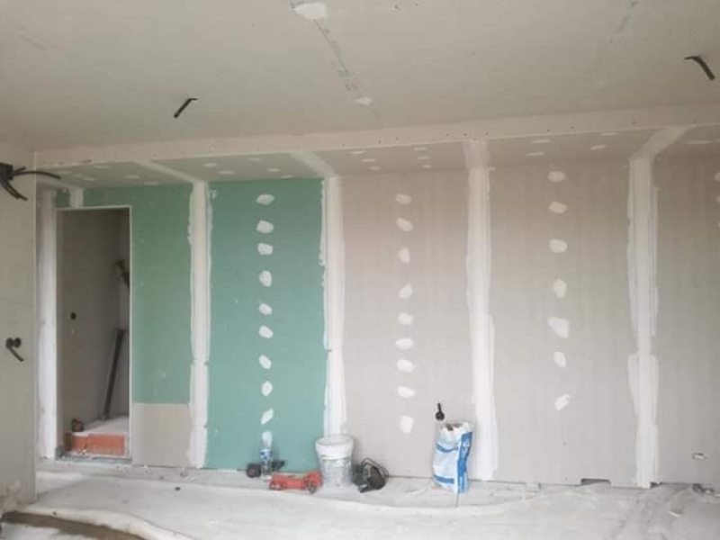 Divisória em Drywall Orçamento Itaboraí - Divisória Drywall com Vidro