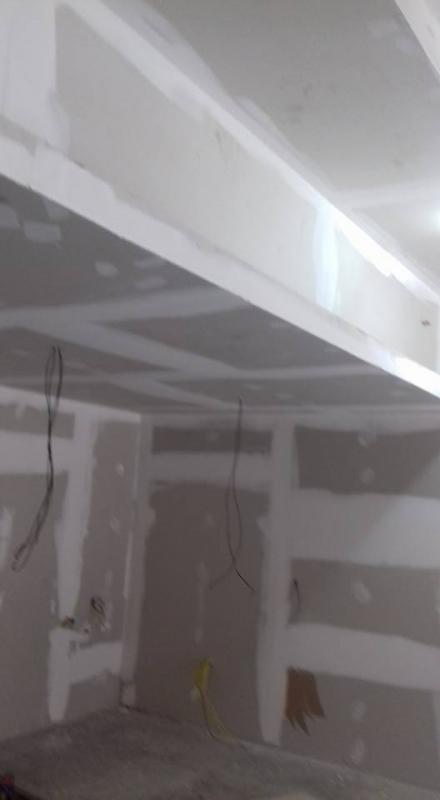Drywall Parede Preço Belford Roxo - Drywall Parede