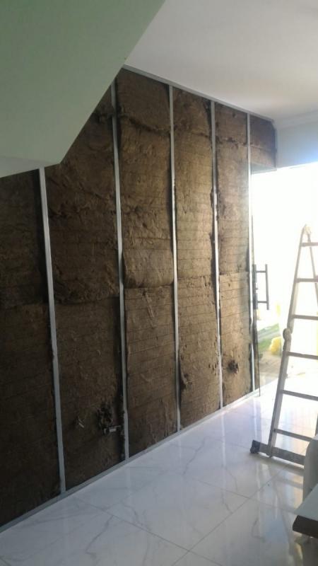 Empresa de Placa Drywall Acústica Belford Roxo - Placa Drywall Standard