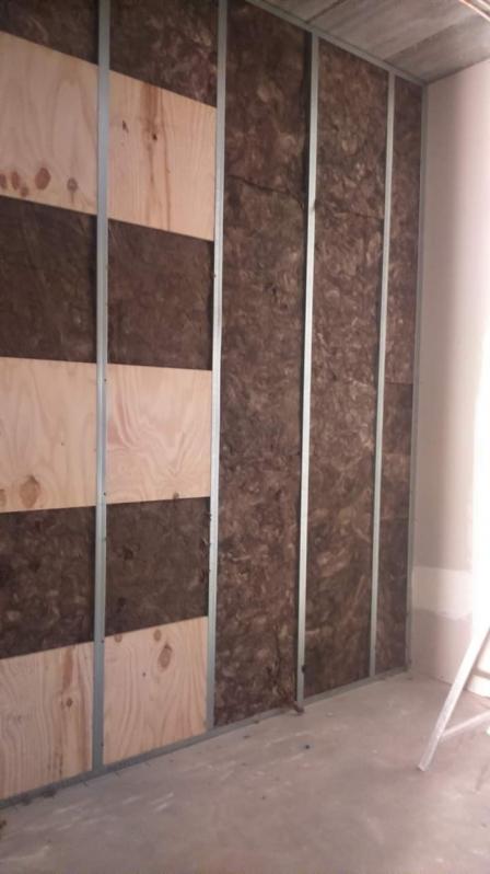 Loja de Divisória de Drywall Acústica Urca - Divisória Drywall