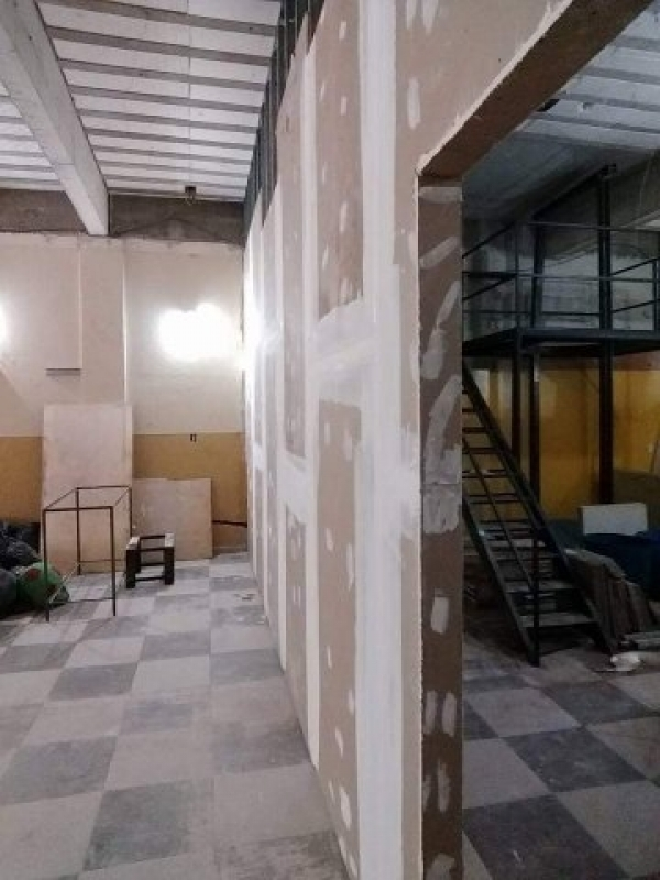 Loja de Divisória de Drywall com Porta Freguesia de Jacarepaguá - Divisória de Parede Drywall