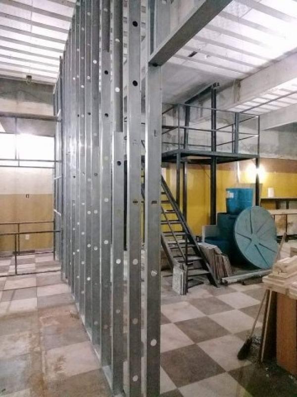 Loja de Divisória de Drywall Nilópolis - Divisória de Drywall Acústica