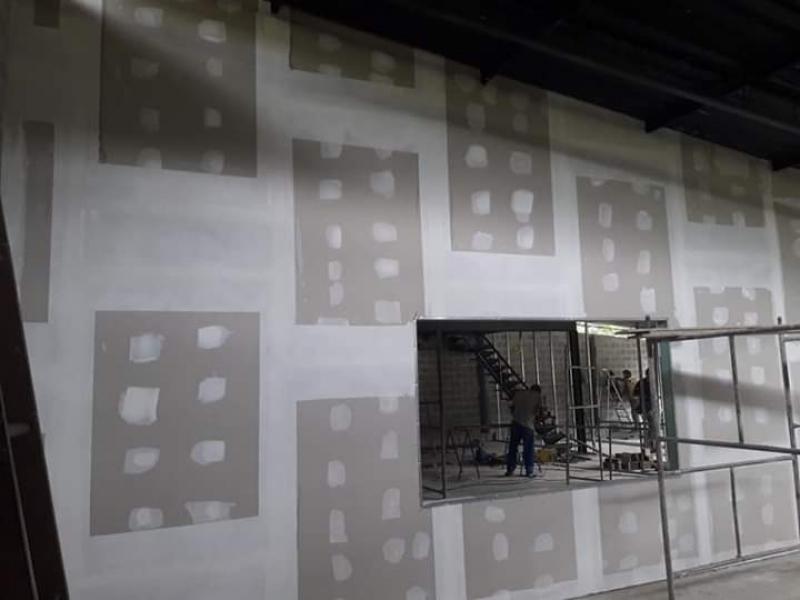 Loja de Divisória em Drywall Grajaú - Divisória de Drywall com Porta
