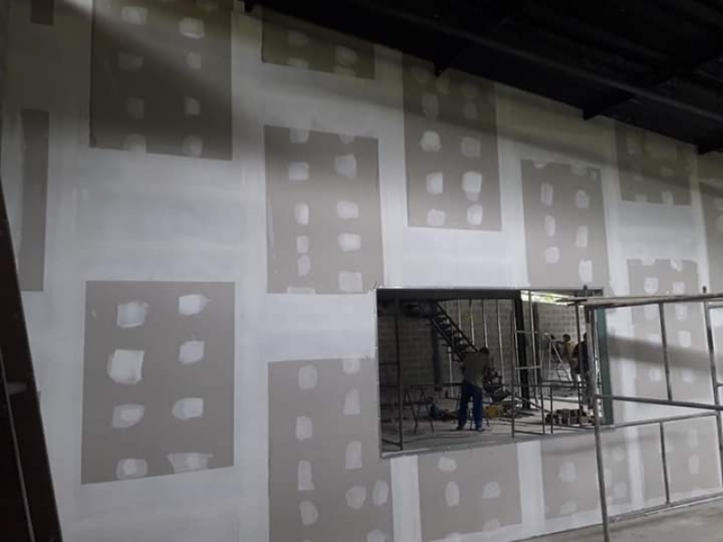 Onde Encontrar Placa Drywall Atacado Belford Roxo - Placa Drywall Forro
