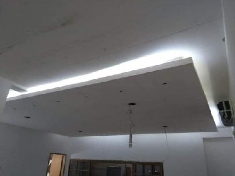 Parede Drywall Apartamento Preço Petrópolis - Parede de Gesso Drywall