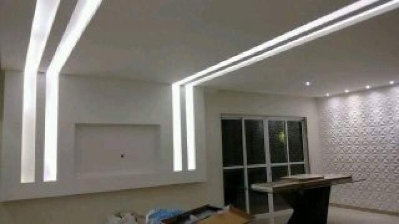Parede Drywall Apartamento Teresópolis - Drywall Parede