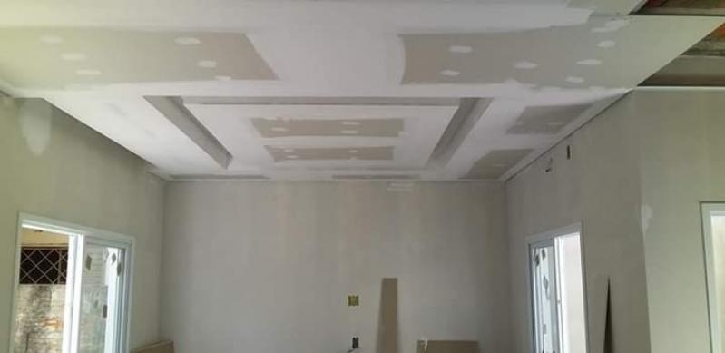 Paredes Drywall Quarto Duque de Caxias - Parede em Drywall