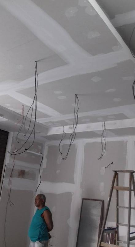 Paredes Drywall Belford Roxo - Parede de Gesso Drywall