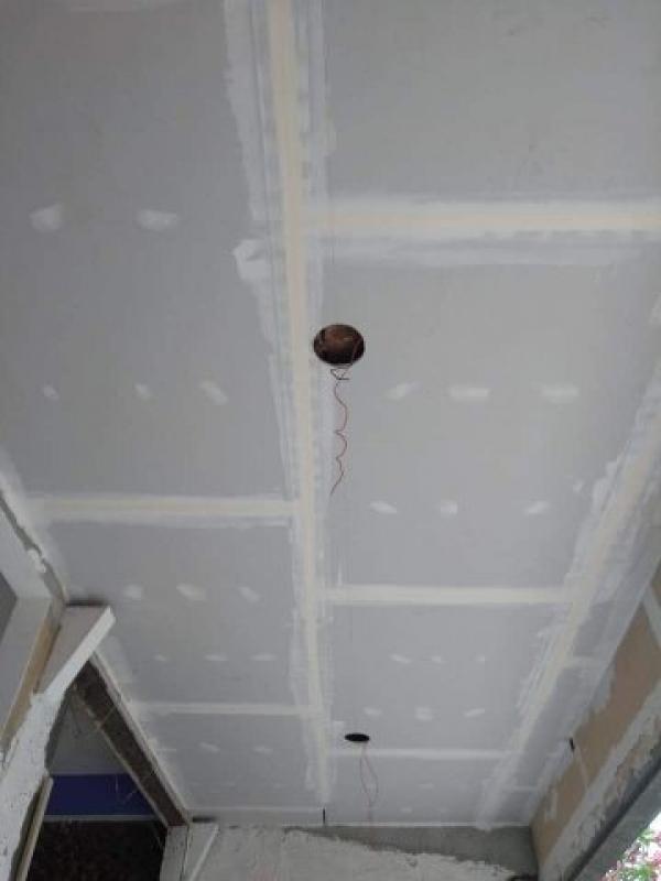 Placa Drywall Acartonado Melhor Preço Lagoa Leme - Placa Drywall Branca