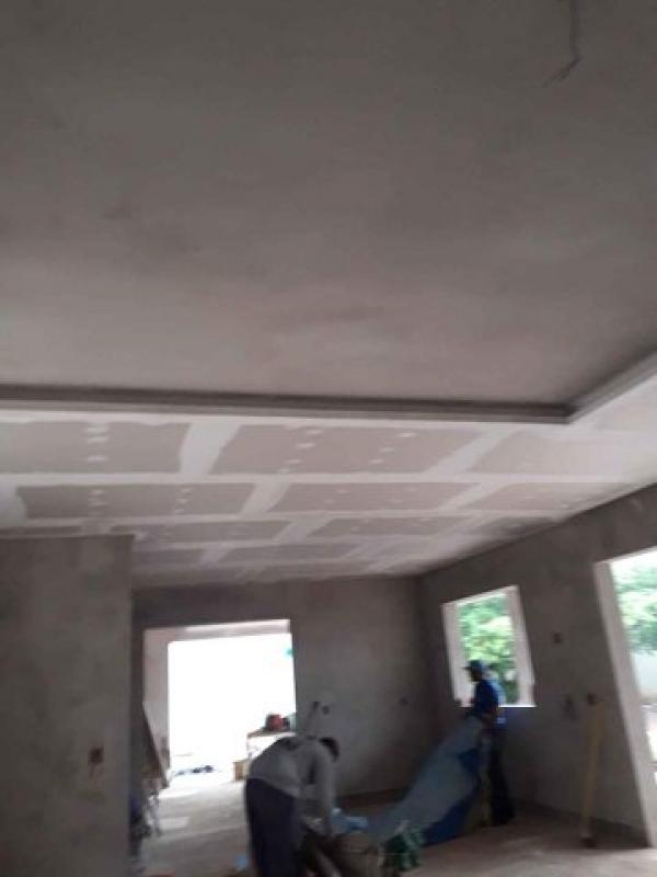 Placas Drywall para Forros Petrópolis - Placa Drywall Branca