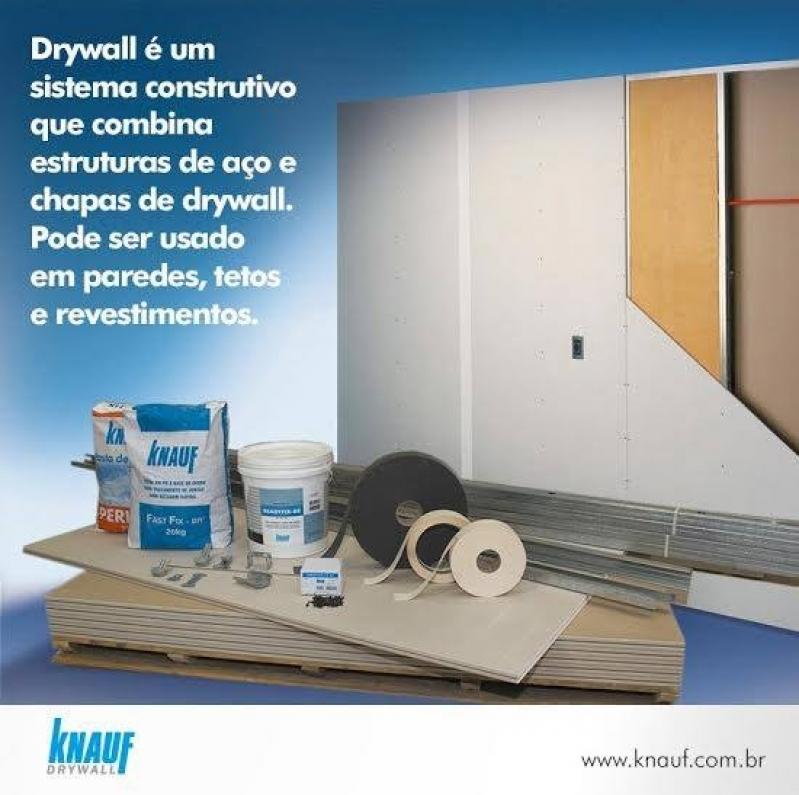 Placas Gesso Drywall Recreio dos Bandeirantes - Placa de Gesso para Parede