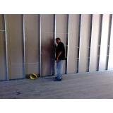 comprar parede de gesso drywall Recreio dos Bandeirantes
