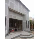 divisória drywall acústica orçamento Teresópolis