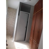 divisória drywall com porta Urca