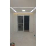 divisória drywall com vidro Petrópolis