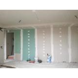divisória de parede drywall