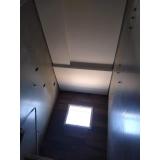 onde encontrar placa drywall para forro Urca