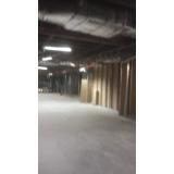 parede de gesso drywall Grajaú
