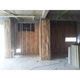 parede drywall externa Recreio dos Bandeirantes