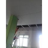 parede em drywall preço Petrópolis