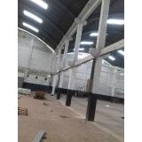 paredes drywall área externa Mesquita