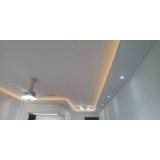 parede drywall apartamento