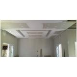 paredes drywall quarto Guapimirim