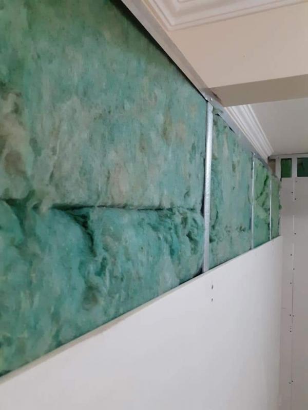 Venda de Divisória de Drywall Acústica Guapimirim - Drywall Divisória