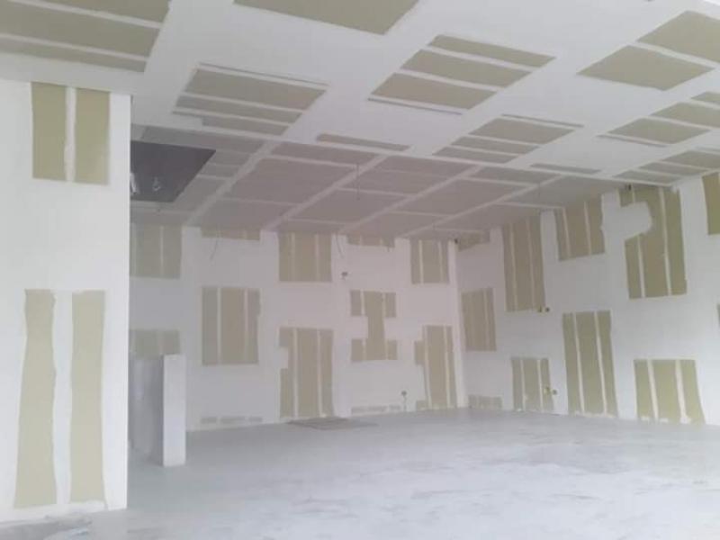 Venda de Divisória em Drywall Parada Modelo - Divisória de Drywall